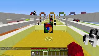 ES UN NO PARAR  |   LUCKY BLOCKS! | CON EXO | MINECRAFT