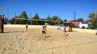Первенство Краснодарского края по пляжному волейболу среди девочек 2002г.р. и моложе.