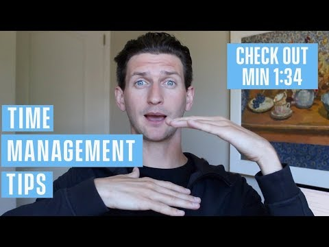 Time Management Tips - 3 Simple Tips That Actually Work