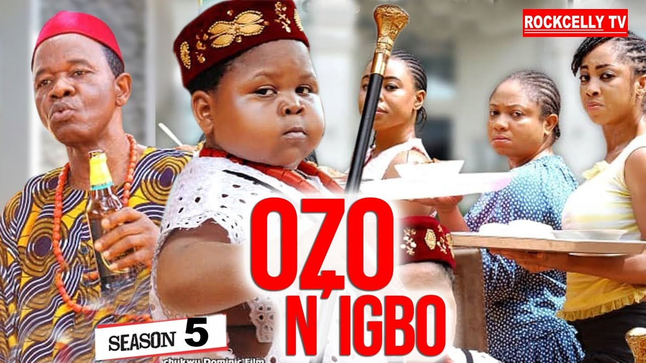 Download OZO N'IGBO SEASON 5 (New Movie)| 2019 NOLLYWOOD MOVIES