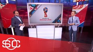Taylor Twellman: 'Better team won' as Croatia eliminates Russia from World Cup | SportsCenter | ESPN