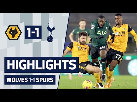 Wolves Tottenham Goals And Highlights