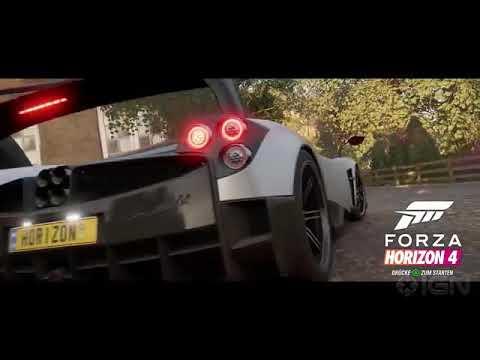 Forza Horizon 4 Forza Motorsport 4 All Cars (Including All