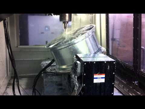 Manufacturing A Forged Alloy Wheel