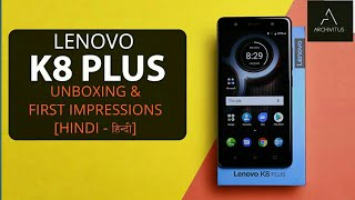 Lenovo k8 plus Unboxing and review!! 4GB RAM & 32 GB ROM