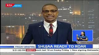 Kenya 7s Shujaa ready to face England side