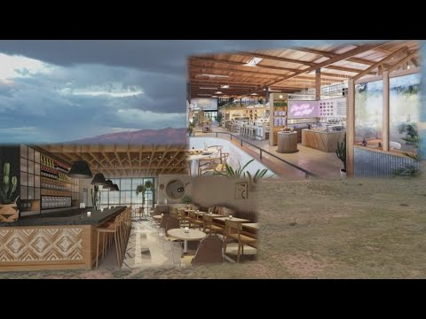 New Mexico's First 'food Hall' Coming To Albuquerque