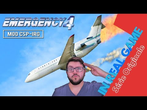 CSP-IRG - CRASH D'AVIONS - Série Originale - (Emergency 4 / 911 First Responder)