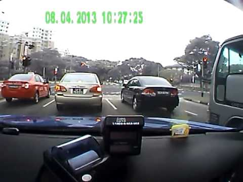 Accident @ Yio Chu Kang Road