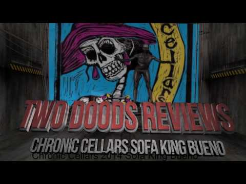 WINE REVIEW: CHRONIC CELLARS 2014 SOFA KING BUENO