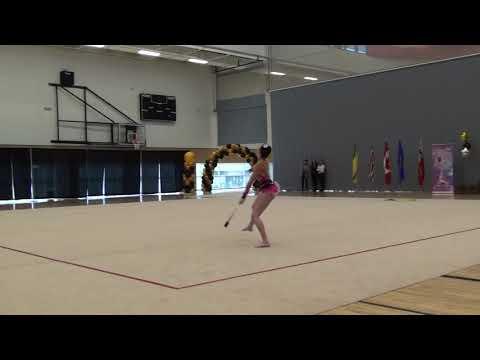 Zoe Plummer LV5C Clubs Okanagan