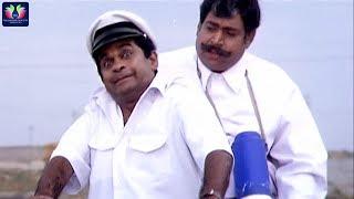 Ironleg Sastri And Brahmanandam Best Comedy Scenes  Latest Telugu Comedy Scenes   Telugu Full Screen