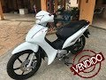 VENDO HONDA BIZ 125 EX 2015 IMPECÁVEL