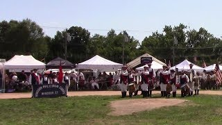 Westbrook Muster 2019 Saturday Part 8 Windsor Fife and Drum Corps and CT Valley Field Music