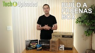 Build A Freenas Box - Core I3, 3x2 Tb, Fractal Node 304
