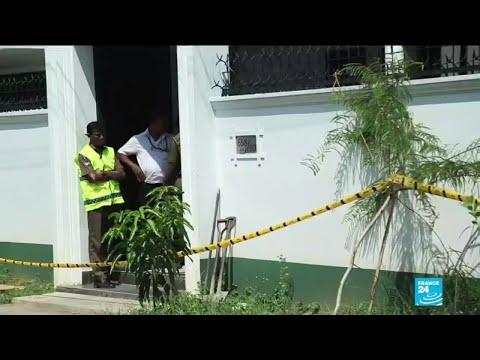 Sri Lanka attacks: