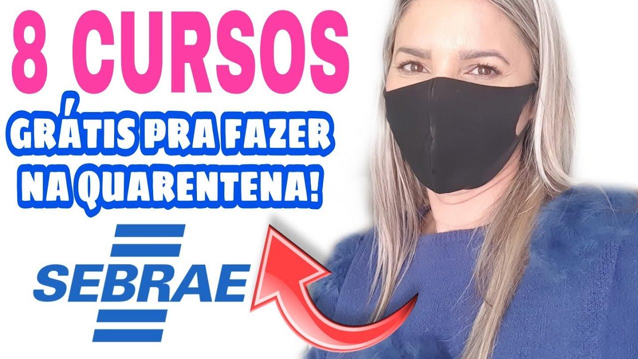 8 #CURSOS #GRÁTIS PRA FAZER EM CASA DURANTE A #QUARENTENA!