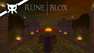 RUNESCAPE ON ROBLOX?! ▼ RuneBlox ▼