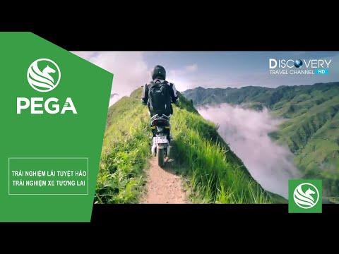 Xe máy điện Pega Trans chinh phục đỉnh Tà Xùa |Sơn La|