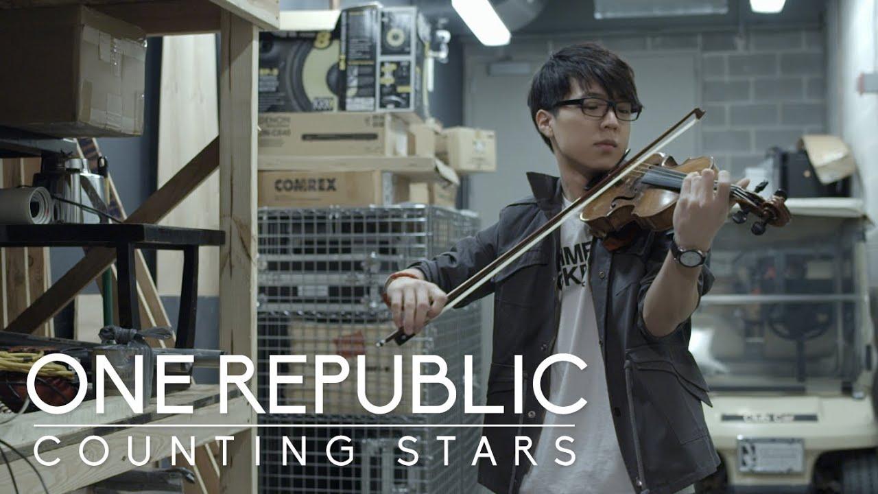 """Counting Stars"" - OneRepublic (Jun Sung Ahn Violin Cover)"