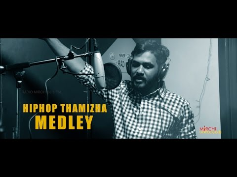 Hiphop Tamizha | Medley | Mirchi Unplugged