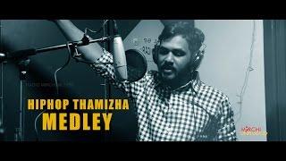 Video Hiphop Tamizha | Medley | Mirchi Unplugged download MP3, 3GP, MP4, WEBM, AVI, FLV November 2017