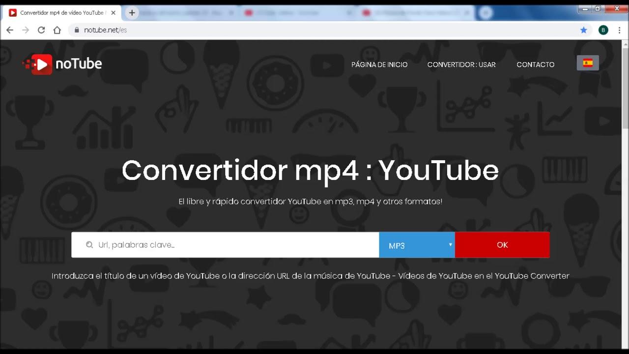 La Mejor Pagina Para Descargar Videos Mp3 Mp4 Mp4hd 2021 2020