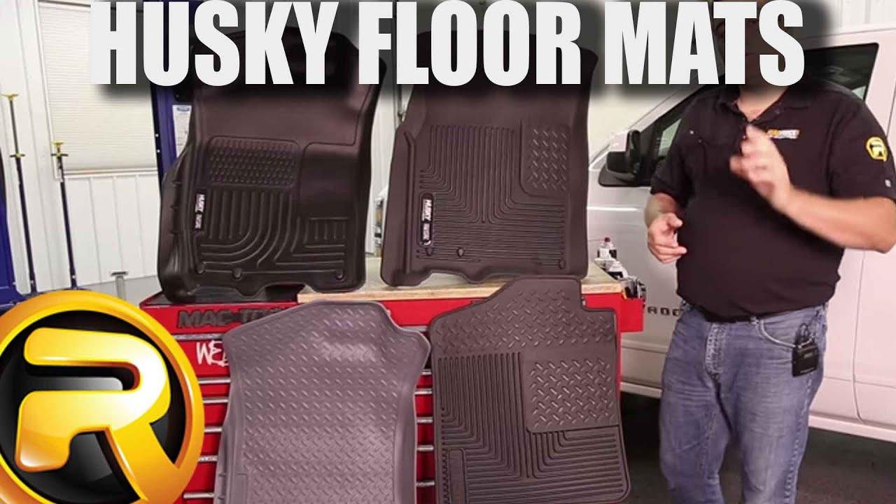 Husky Laser Cut Floor Mats Carpet Vidalondon