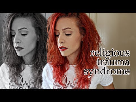 Opening up about my Religious Trauma Sydrome. What I learned this Summer. CHATTY.