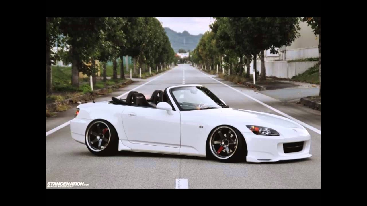 Slammed S2000 - YouTube