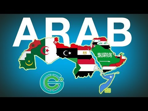 The Difference Between Arab Countries (Geography Now!)