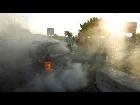 ليبيا: عشرات القتلى جراء تفجير سيارتين مفخختين في بنغازي