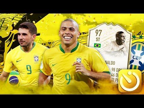 САМАЯ РЕДКАЯ ЛЕГЕНДА ФИФА 20: ПРАЙМ РОНАЛДО В МОМЕНТЕ В СОСТАВЕ ЗА 5 МИНУТ