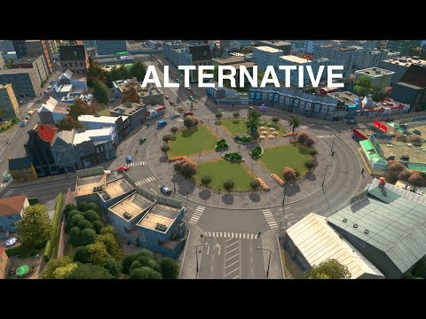 ALTERNATIVE to Roundabouts
