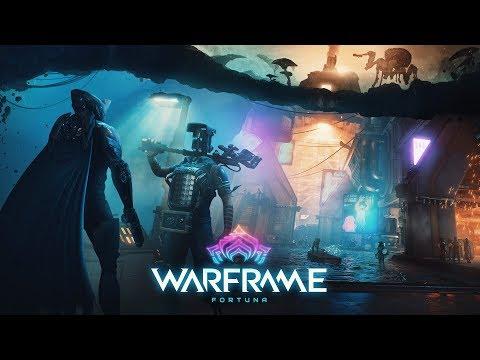 Warframe   Fortuna Update Reveal Trailer - TennoCon 2018