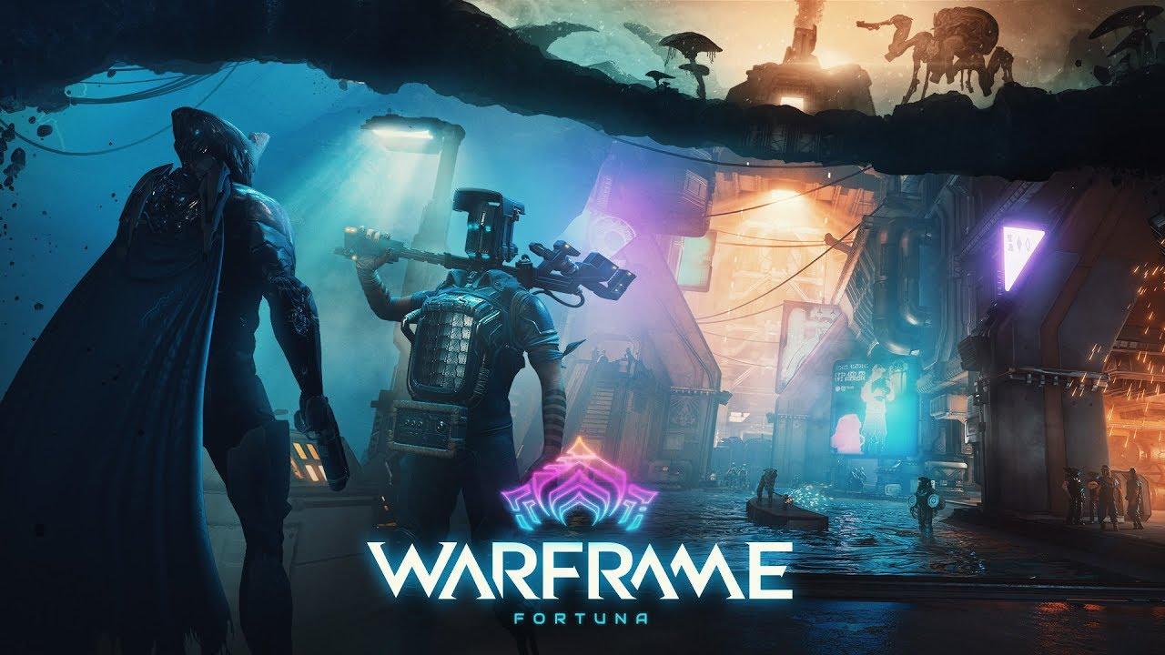 Image result for warframe fortuna