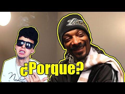 ¿Snoop Dogg Se burla de la música de HotSpanish? (LA VERDAD ) | MUSICRAPHOOD