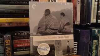 Criterion Collection Tokyo Story