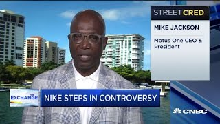 Nike made a smart decision by pulling 'Betsy Ross' flag shoes, says Motus One CEO