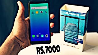 Micromax Canvas Infinity Life Unboxing