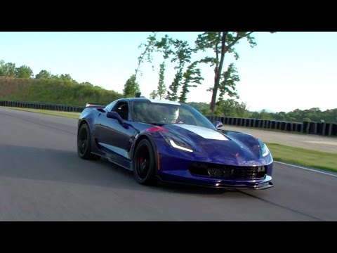 2017 Chevrolet Corvette Grand Sport – First Look