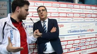 Molfetta-Ravenna | Intervista finale a Vincenzo di Pinto
