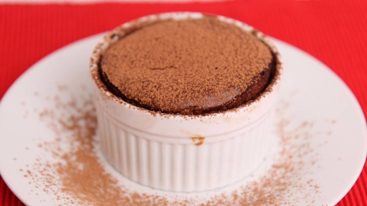 Nutella Souffle Recipe - Laura Vitale - Laura in the Kitchen Episode ...