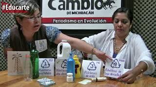 Educarte - Clasificación de plástico