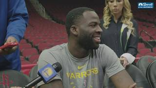 Draymond Green Full Interview On Drama With Kevin Durant