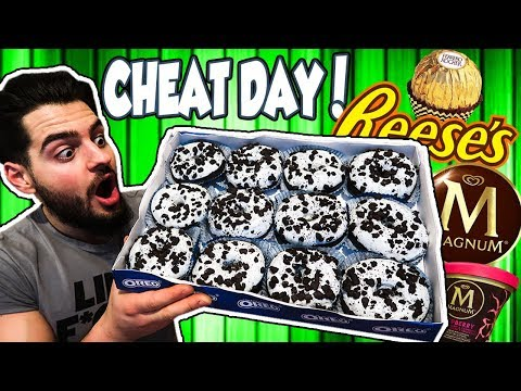 RELAXED CHEATDAY MOVIE | 15,000+ CALORIES IN ONE DAY | MAN VS FOOD