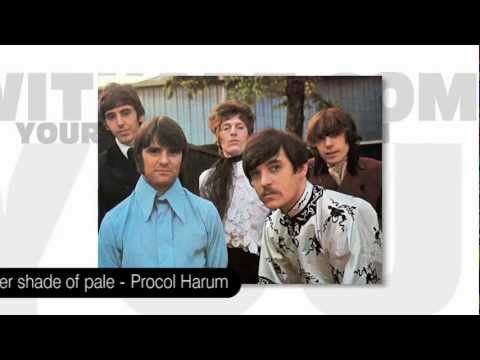A wither shade of pale - Procol Harum - 1967