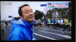 杉本アナに見つけられた松たか子ズ!そこに まさ選手登場!!