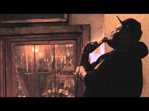 Anthony Driver performing @ Java Monkey Coffee Shop - Atlanta, GA