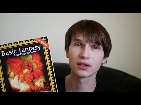 Tabletop Review: Basic Fantasy RPG